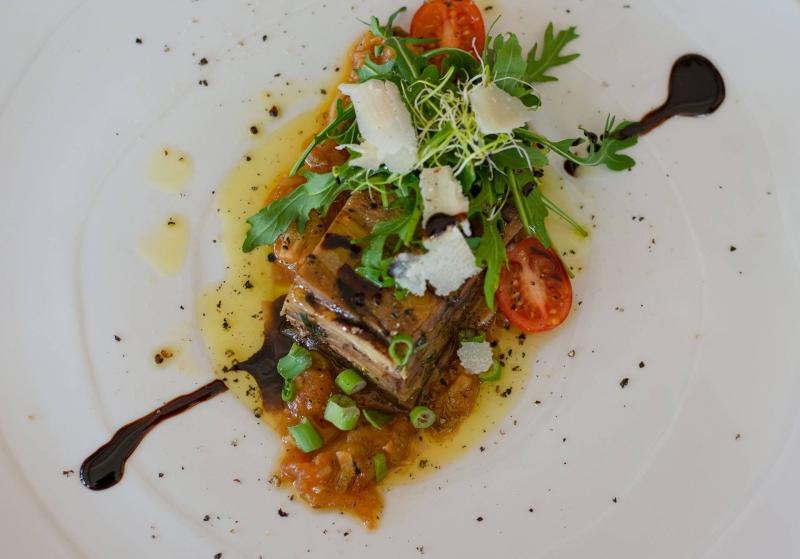 A L'Ombre des Mûriers - Restaurant La Colle sur Loup